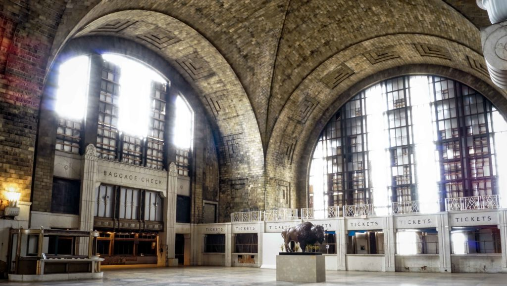 Central Terminal Photography Buffalo NY
